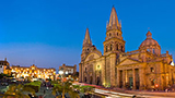 Meksiko - Hotel GUADALAJARA