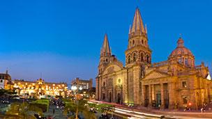 Mexiko - Hotell Guadalajara