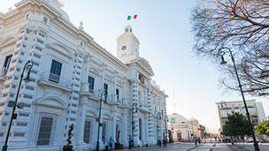 Meksyk - Liczba hoteli Hermosillo