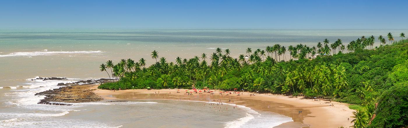 Brazil - Joao Pessoa hotels
