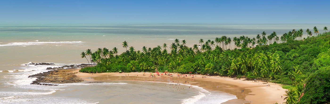 Бразилия - отелей Жоао Пессоа