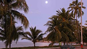 Brazylia - Liczba hoteli Joao Pessoa