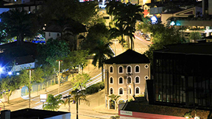 Brésil - Hôtels Joinville