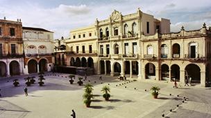 Kuba - Liczba hoteli Hawana