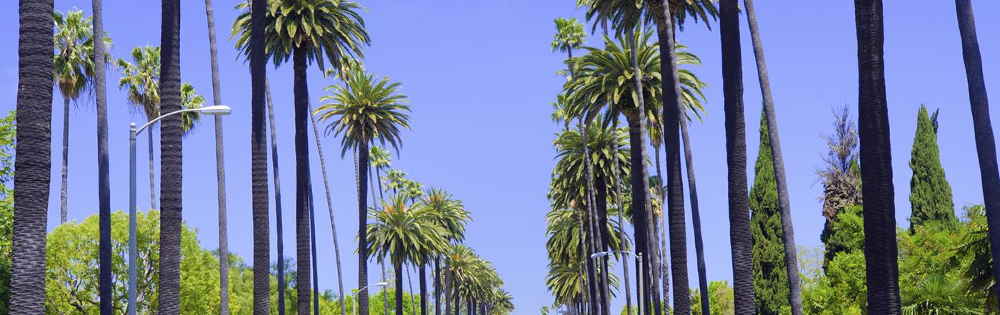 Stati Uniti d'America - Hotel Los Angeles