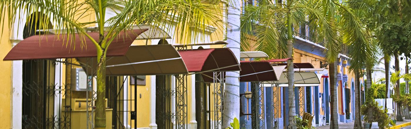멕시코 - 호텔 Los Mochis