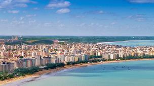 Brazylia - Liczba hoteli Maceio