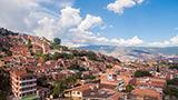 Kolumbia - Liczba hoteli Medellín