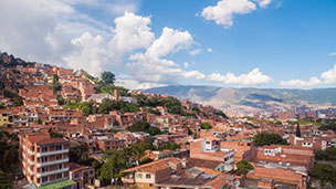 Kolombiya - Medellin Oteller