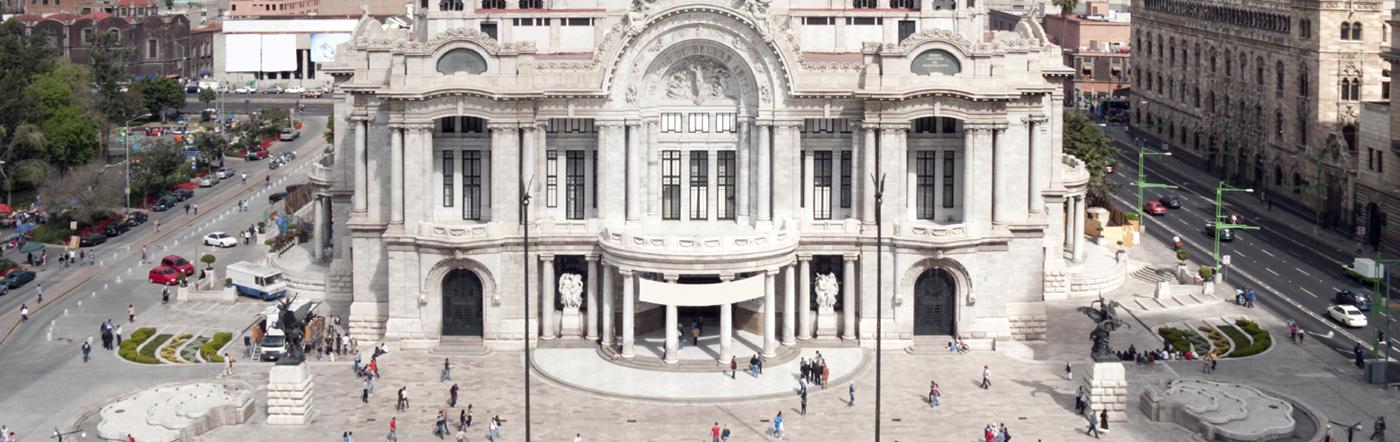 Mexique - Hôtels Mexico