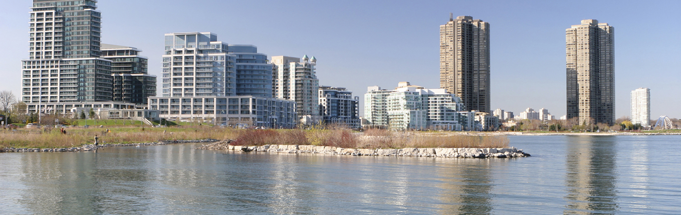 Kanada - Liczba hoteli Mississauga