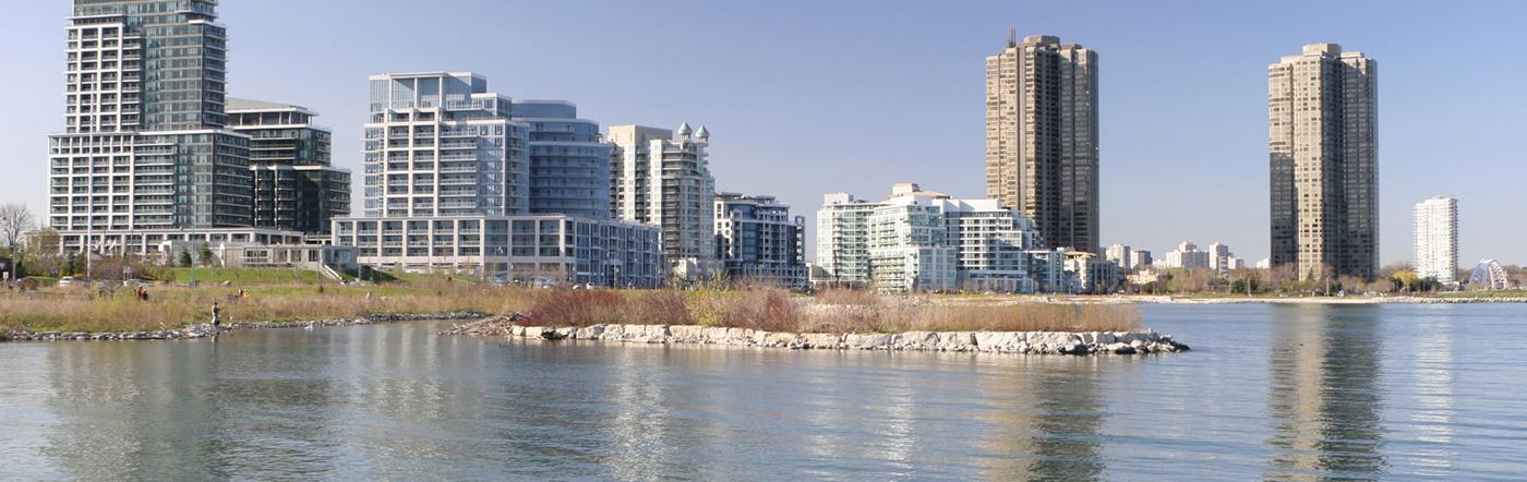 カナダ - ミシサガ ホテル
