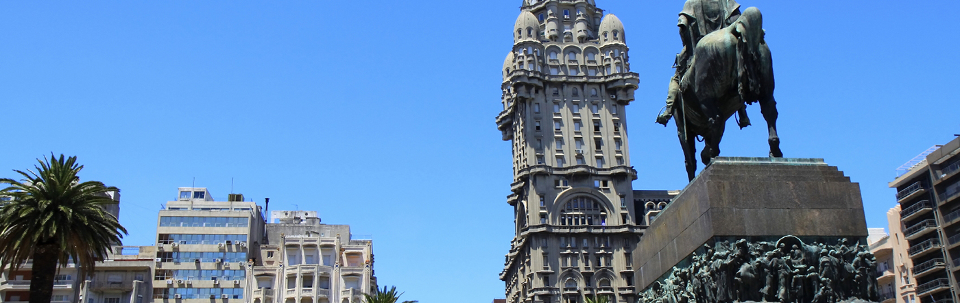 Urugwaj - Liczba hoteli Montevideo