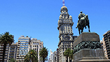 Uruguay - Hotell Montevideo