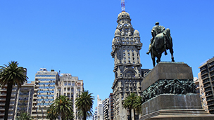 Uruguay - Hôtels Montevideo