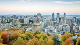 Kanada - Liczba hoteli Montreal