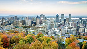 كندا - فنادق مونتريال