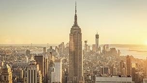 США - отелей Нью-Йорк