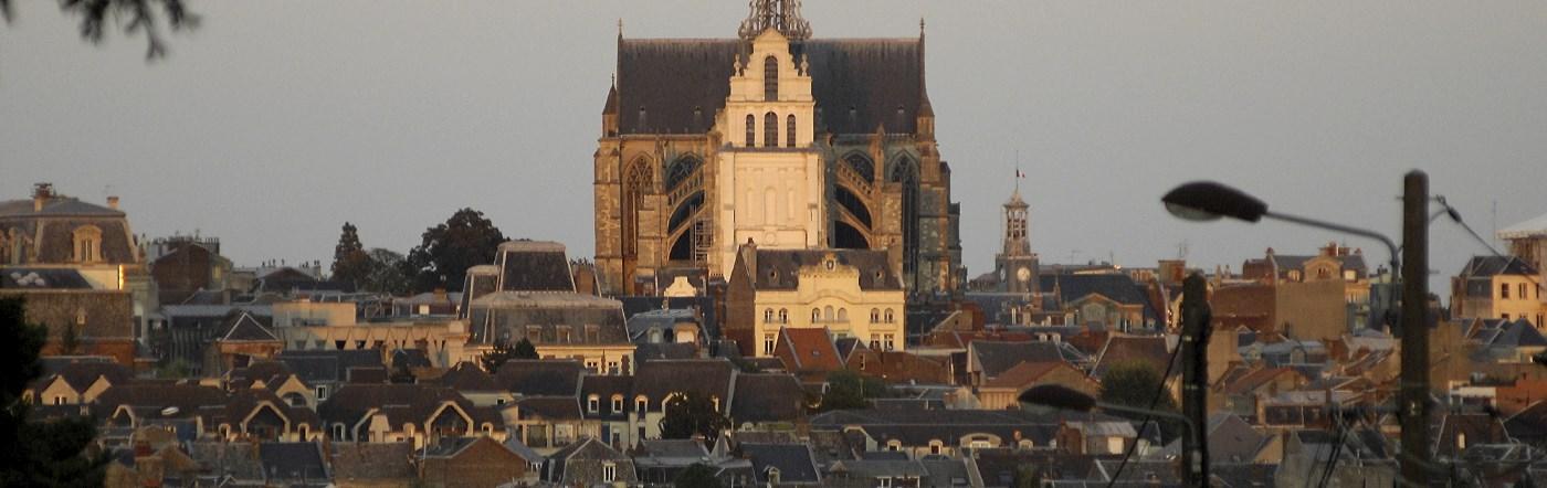 França - Hotéis Essomes sur Marne
