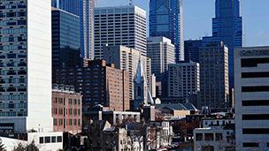 アメリカ合衆国 - フィラデルフィア ホテル