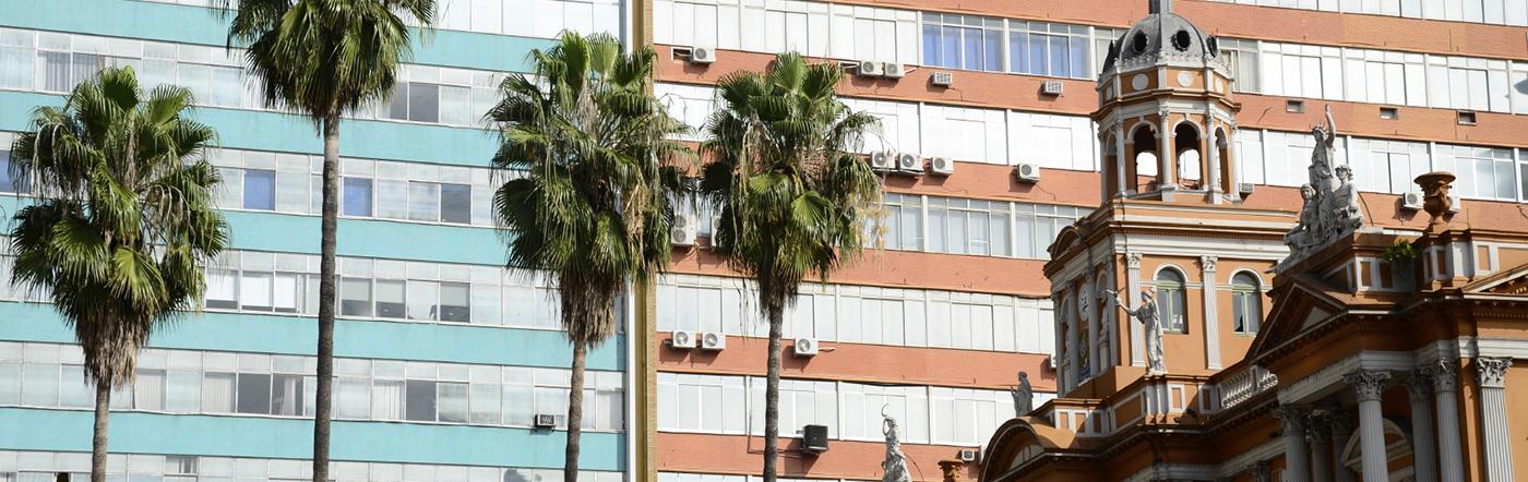 브라질 - 호텔 포르 투 알레그레