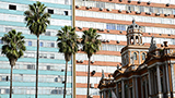 Brazylia - Liczba hoteli Porto Alegre