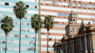 Brasile - Hotel Porto Alegre