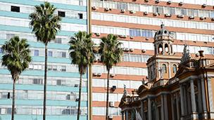 Brasilien - Hotell Porto Alegre