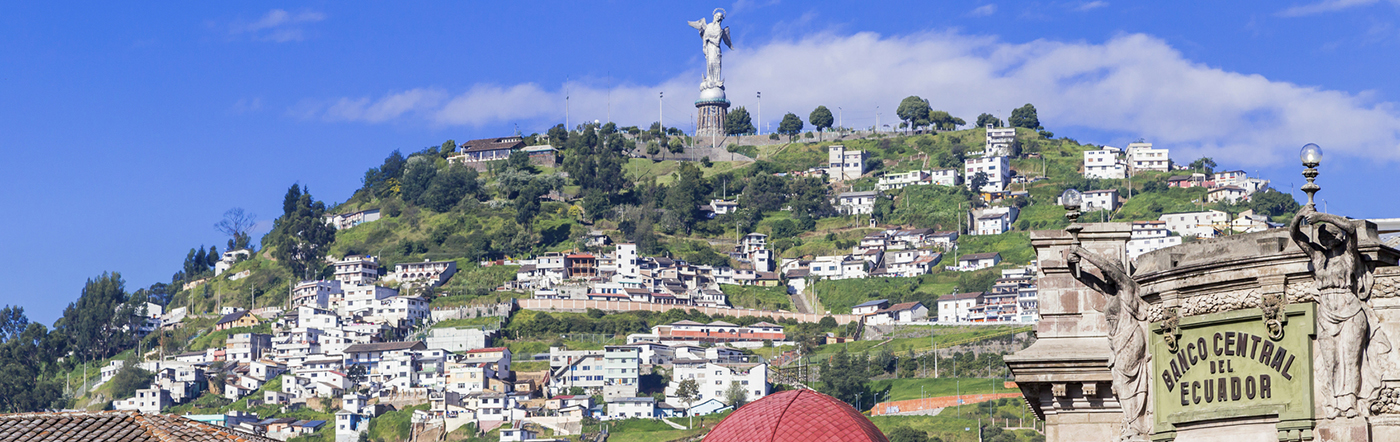 Ecuador - Hotell Quito