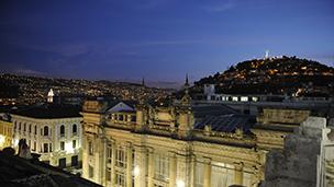 Ekwador - Liczba hoteli Quito