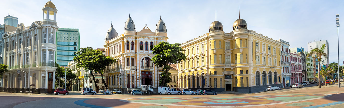 Brazilië - Hotels Recife