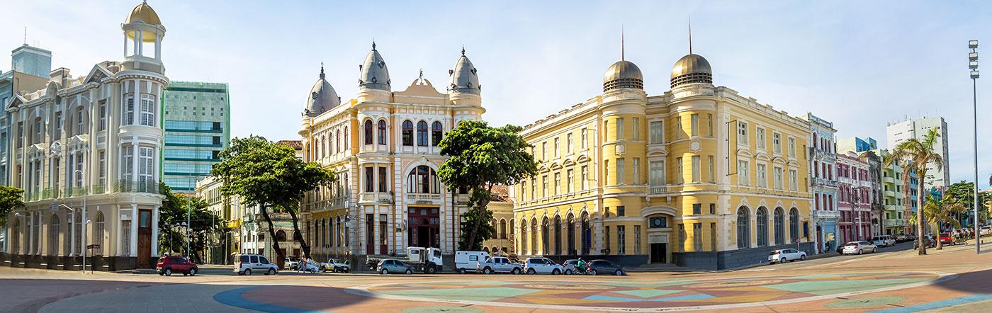 Brasilien - Hotell Recife