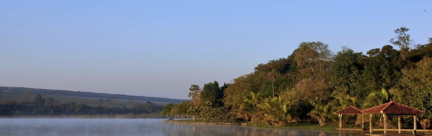 Brazylia - Liczba hoteli Ribeirao Preto