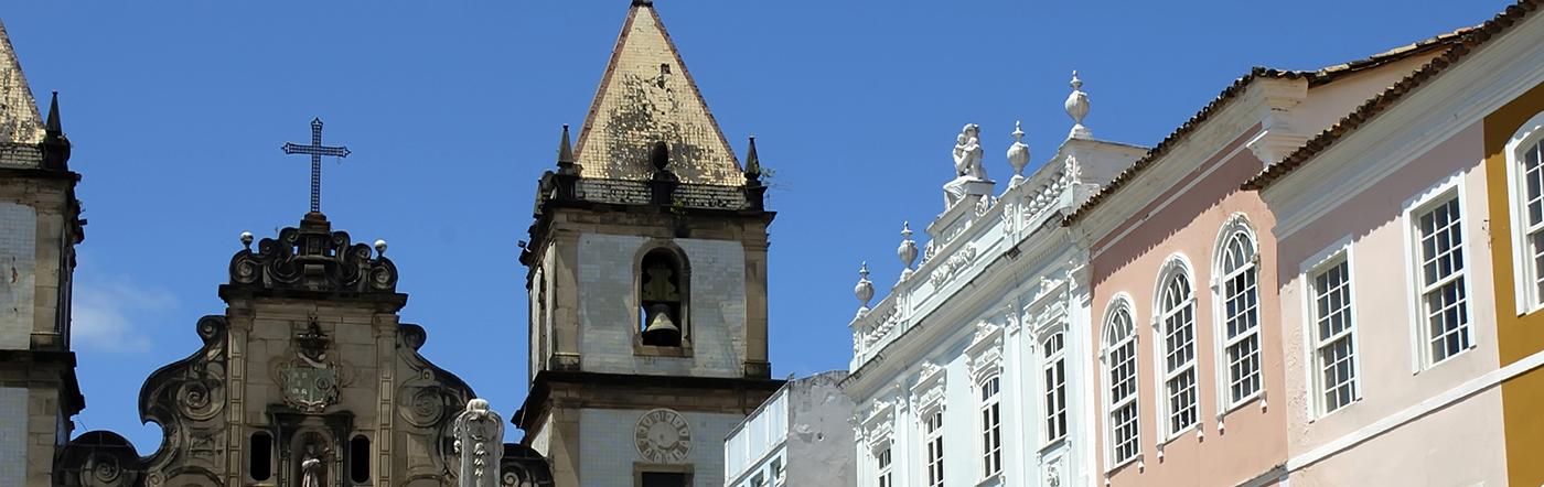 Brasilien - Hotell Salvador