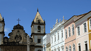 Brazylia - Liczba hoteli Salvador