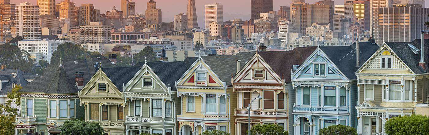 EUA - Hotéis San Francisco