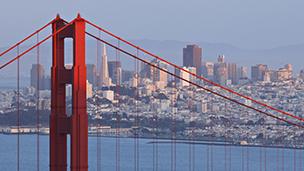 USA - Hotell San Francisco