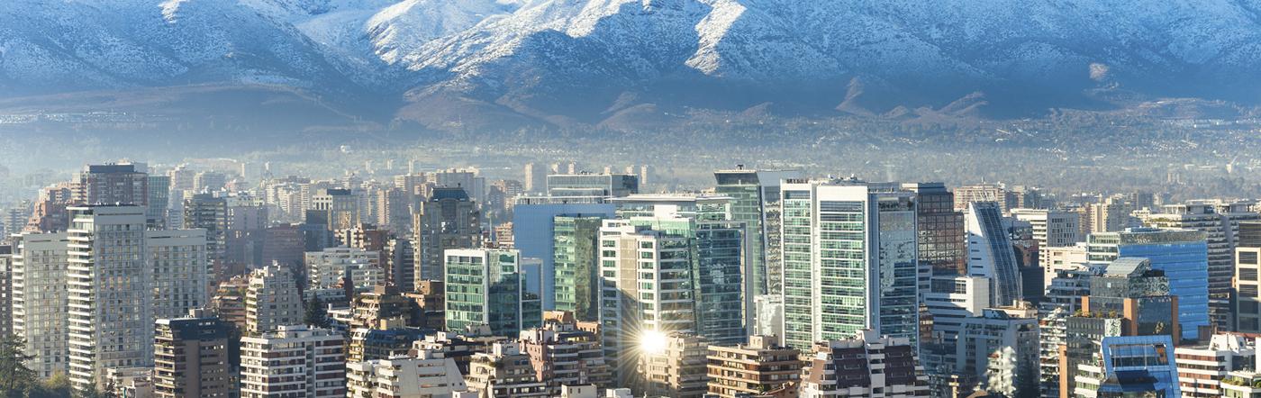 Chile - Hoteles Santiago de Chile