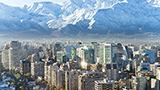 칠레 - 호텔 산티아고