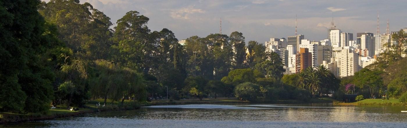 บราซิล - โรงแรม เซาโจเซเดริโอเปรโต