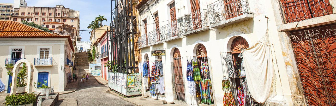 Brazylia - Liczba hoteli São Luís