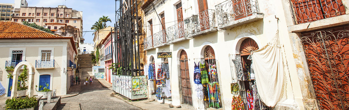 Brasil - Hotéis São Luís
