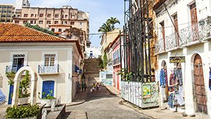Brasilien - Hotell São Luís