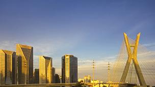 Brazylia - Liczba hoteli SÃO PAULO (MIASTO) BRAZYLIA