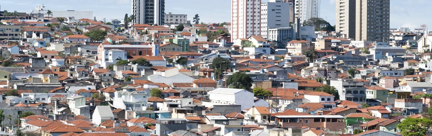브라질 - 호텔 타우바테