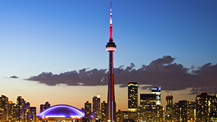 Kanada - Hotell Toronto
