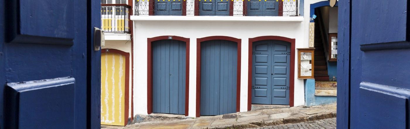 Brazylia - Liczba hoteli Uberaba