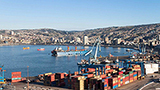Chile - Hotell Valparaíso
