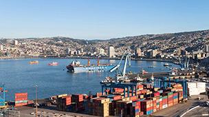 Chile - Hotéis Valparaíso