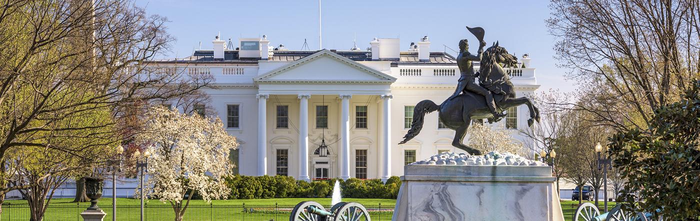 Amerika Serikat - Hotel Washington D C.
